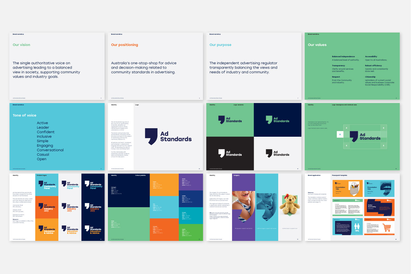 Pages form style guide